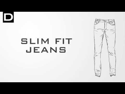 Slim Fit (Jeans Schnitt) DENIMO