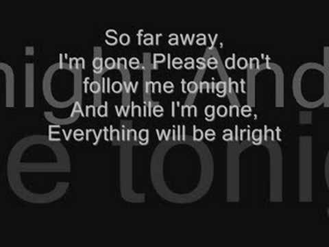 i wont see you tonight pt1 lyrics youtube