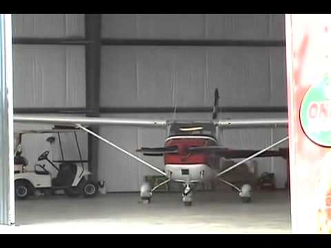 airplane scottsboro fly in preview 2010. part 1