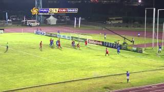 Haití vs Cuba Highlights