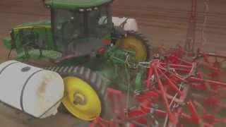 Spudnik Potato Cultivator 6 and 8 row