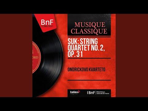String Quartet No. 2 In One Movement, Op. 31: Pt. 1