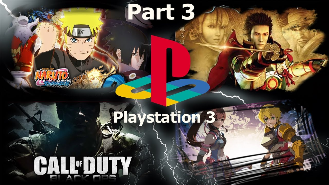 Best Playstation 3 Games : Top ps games part over youtube