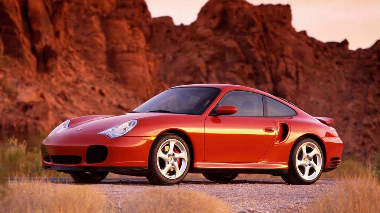 porsche 911 turbo 996 2000 2004 youtube - Porsche 911 Turbo Black 2000