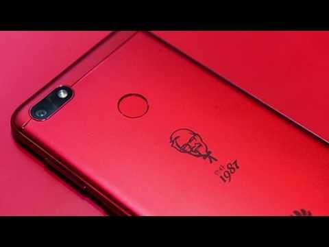 KFC SMART PHONES IN CHINA