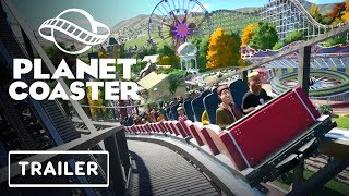 Planet Coaster - Console Edition Trailer | X019