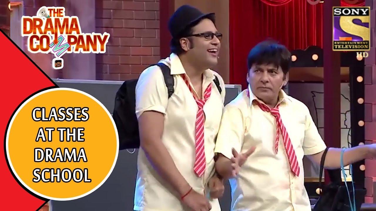 Funny Classes At The Drama School   The Drama Company