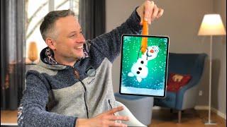 Olaf's Magical Adventure (Frozen FanArt)