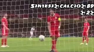 Galles Spagna 0-4 highlights