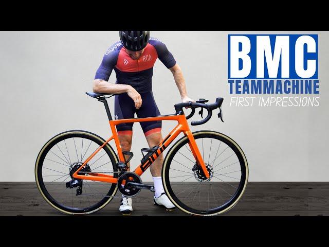 First Impressions: BMC Teammachine SLR01