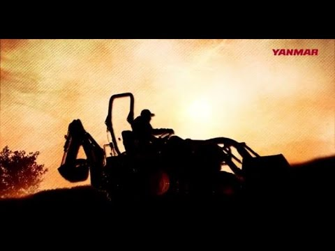 2014 Yanmar Tractor Commercial