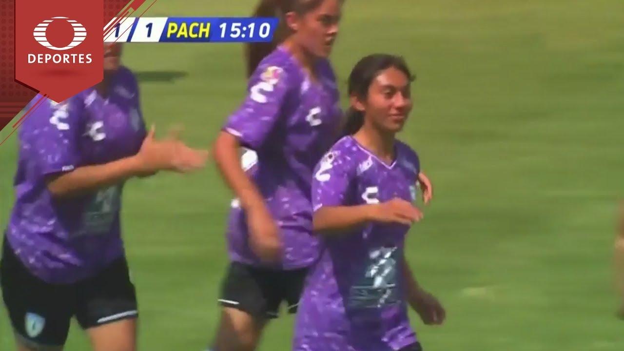 Resumen | Cruz Azul 1 - 2 Pachuca | Liga MX Femenil - A 2018 J -1 | Televisa Deportes