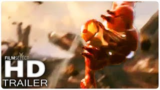 "AVENGERS INFINITY WAR ""To the End"" Trailer (2018)"