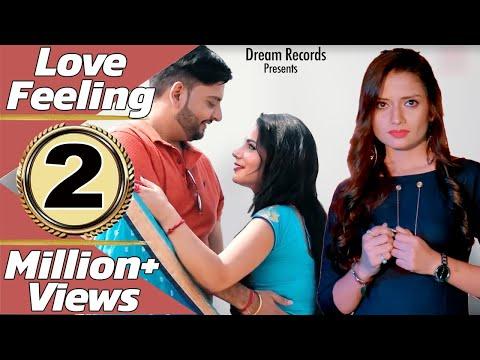 Ruchika Jangid - LOVE FEELING | New Haryanvi Songs Haryanavi 2019 | Rakesh Saini, Archana Sangwan