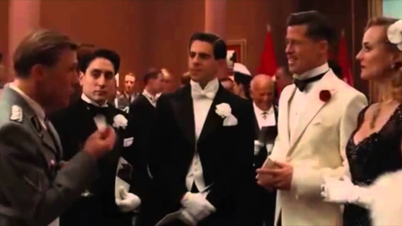 Inglourious Basterds (Italian Scene) - The Musical - YouTube