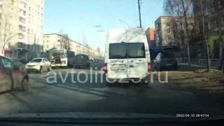 Экзаменационный маршрут ГИБДД г. Архангельска № 7(Часть 1., 2013-04-14T14:51:13.000Z)