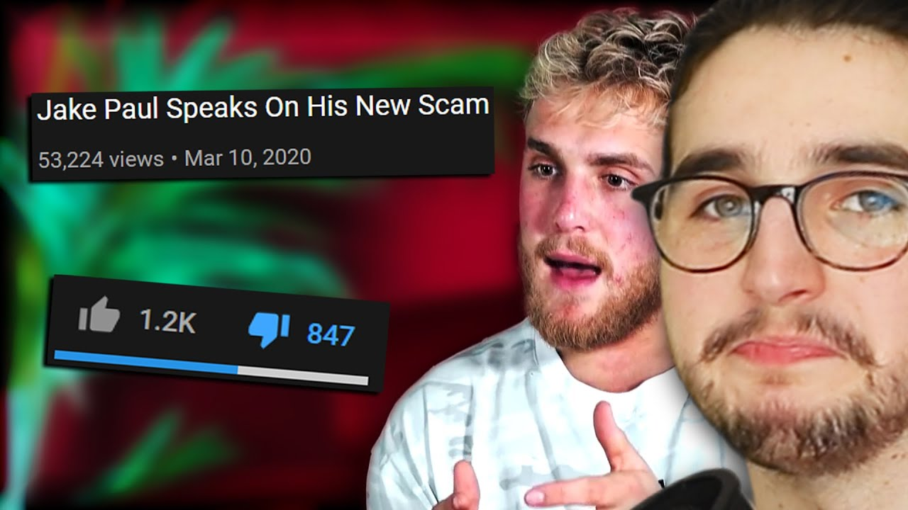 Jake Paul's New Scam Course is Garbage