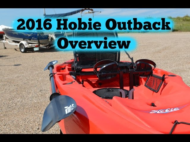 2016 Hobie Mirage Outback Overview