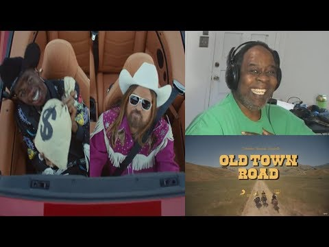 Dad Reacts To Lil Nas X - Old Town Road (Official Movie) Ft. Billy Ray Cyrus