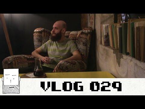 Vlog #029 - Kavárna co hledá jméno slaví 1. rok.