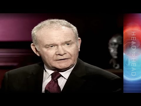 Head to Head - Martin McGuinness (Web extra)