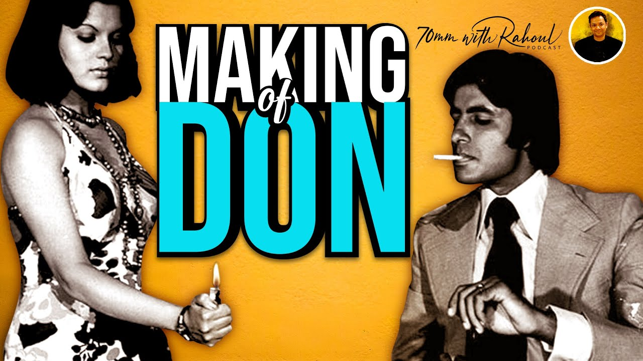 Download Making Of Don 1978   Amitabh Movie Unknown Facts   Chandra Barot