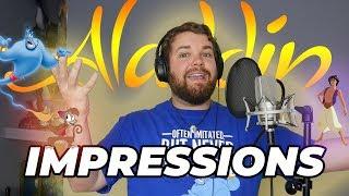 Aladdin Impressions