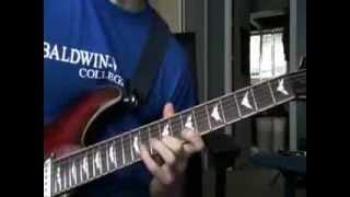 N'Sync - Bye Bye Bye (Rock Guitar Cover)