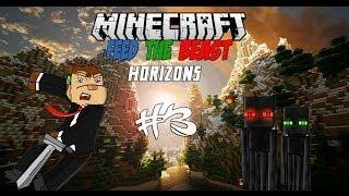 Το Τρομαχτικό Κάστρο (Feed The Beast: Horizons) #3