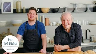 Download How To Sharpen Your Knife Skills With Jacques Pepin  | Dear Test Kitchen Mp3 and Videos