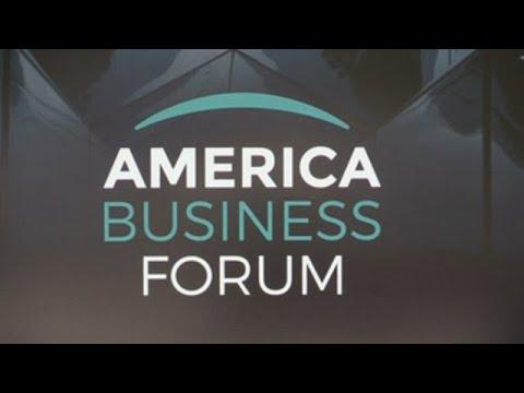 Uruguay inaugura el American Business Forum en Punta del Este