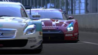 Gran Turismo 5 - PS3 - Visual FX gameplay and replay footage official video game preview trailer HD