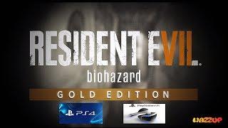 Zagrajmy w Resident Evil 7 Biohazard PS4 w okularach VR Wazzup :)