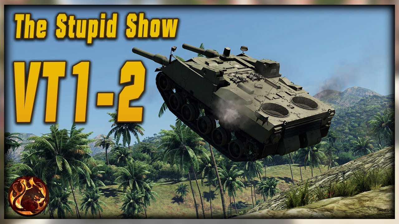 WT    The Stupid Show feat. VT1-2 - Twin Balance