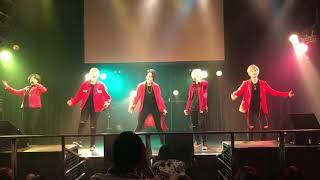 渋谷ClubAsiaにて行われたJ-POP×K-POPカバーダンスイベントにて、X4のRo...