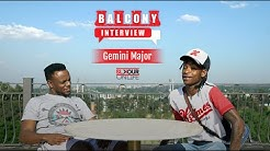#BalconyInterview: Gemini Major Talks Moving From Family Tree, Independence& Investing In His Studio