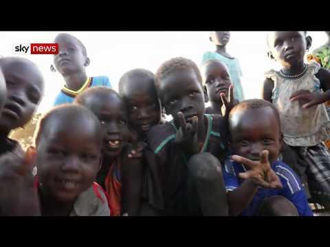 Sudan refugees 'too terrified to return home'