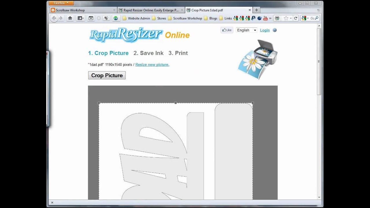 rapid resizer free download