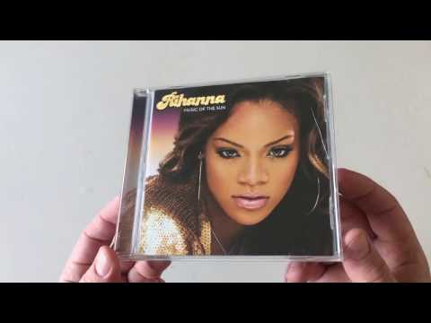 Rihanna - Music Of The Sun (CD) UNBOXING