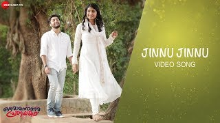 Jinnu Jinnu Oronnonnara Pranayakadha | Shebin Benson & Zaya David | Anand Madhusoodanan