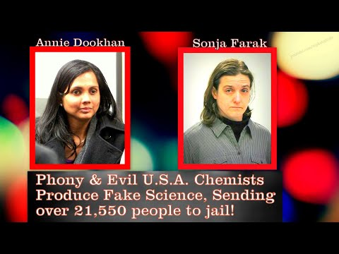 Fake State Scientists Cause 40,000 False Convictions!