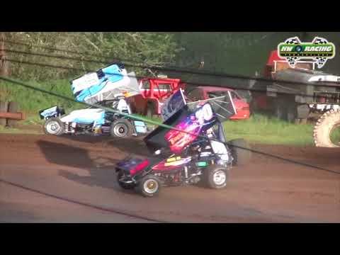 4-19-14 Cottage Grove Speedway Limited Sprints Dash