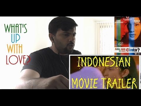 LET'S WATCH: WHAT'S UP WITH LOVE? | INDONESIAN MOVIE TRAILER | Reaction And Review By Pakistani.