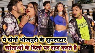 Bhai Ankush Raja दोनों भोजपुरी के सुपरस्टार || स्रोताओं के दिलो पर राज करते है | Ganga Nahaile Bani
