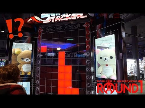 NOT ALLOWED TO FILM AT THE ARCADE!? | Claw Machine Videos