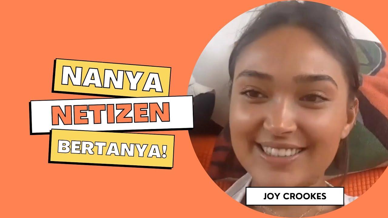 NANYA (Netizen Bertanya!) with Joy Crookes