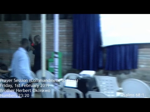 Life Assurance Tabernacle Friday Service - 1st February 2019