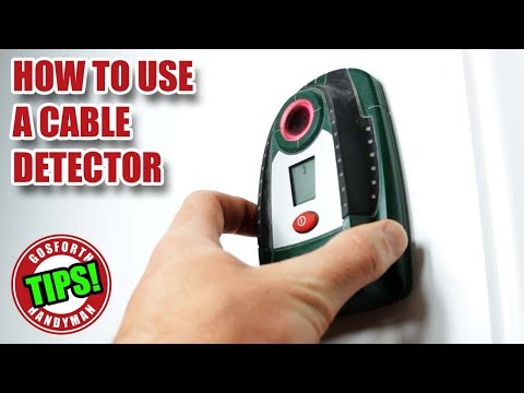 How To Use A Pipe & Cable Detector - DIY Tips!