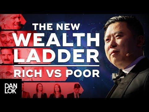Tangga Kekayaan Baru - Yang Benar-Benar Memisahkan Orang Kaya Dari Orang Miskin