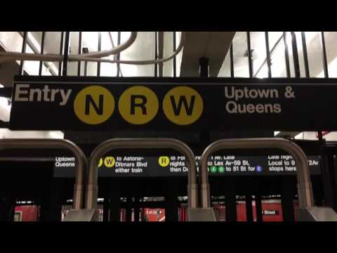 How to take the NYC Subway to Laguardia Airport from Manhattan in 2017